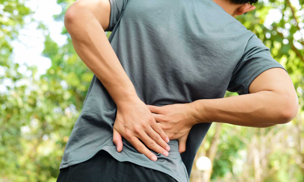 Back Pain Relief Stretches & Exercises