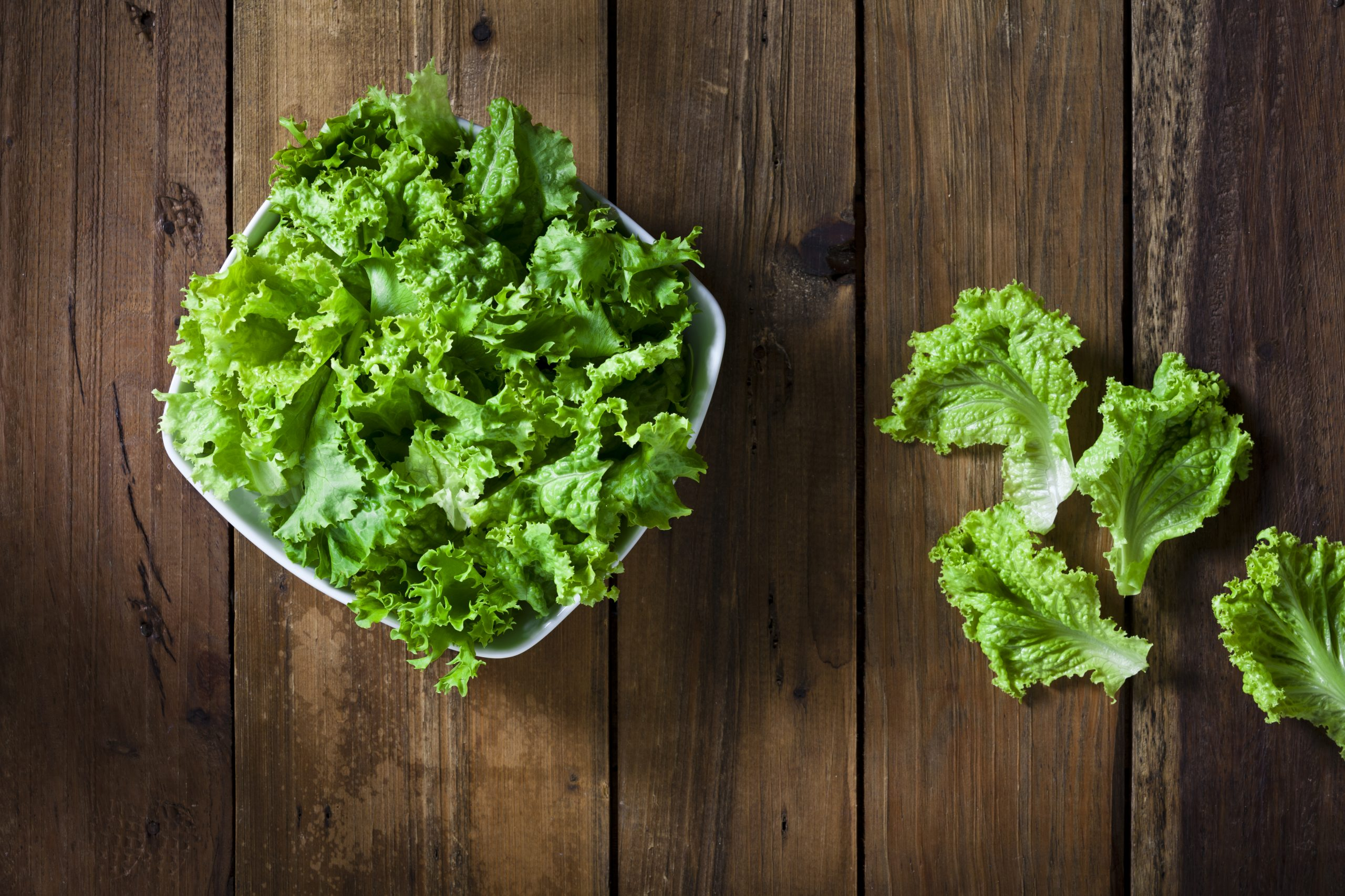 This Will Happen To Your Body When Eat Lettuce On Empty Stomach