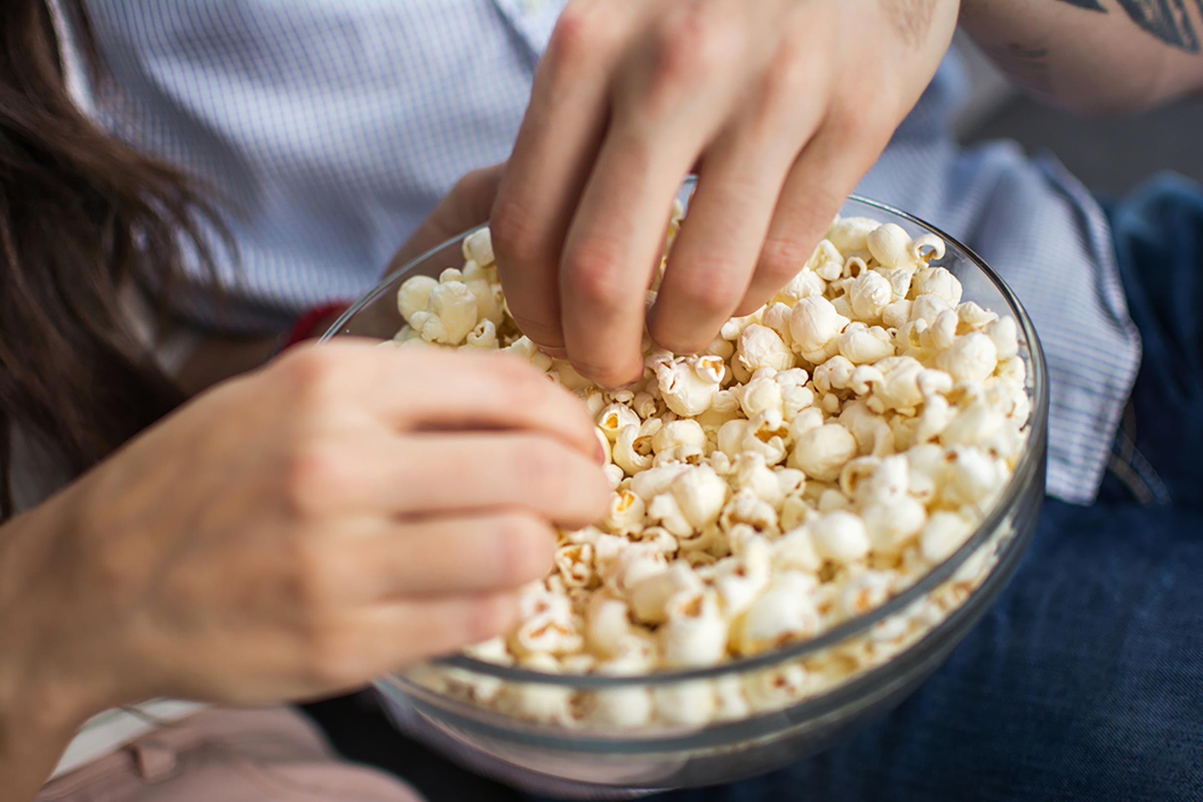 Amazing Health Benefits Of Popcorn